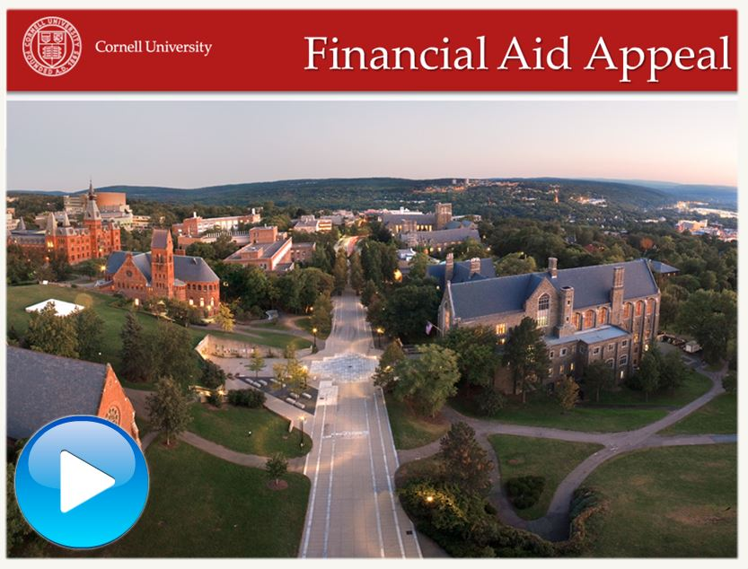 Financial Aid Appeal